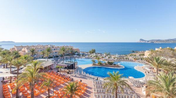Disabled Holidays - Sirenis Seaview Country Club, Port Des Torrent - Ibiza