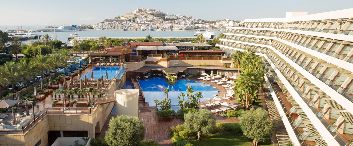 Disabled Holidays - Talamanca  - Ibiza