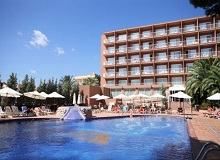 Disabled Holidays - Azuline Hotel Coral Beach, Es Cana - Ibiza