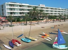 Disabled Holidays- Hotel Arenal, San Antonio Bay - San Antonio, Ibiza