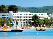 Disabled Holidays - Hotel Arenal, San Antonio Bay - San Antonio, Ibiza
