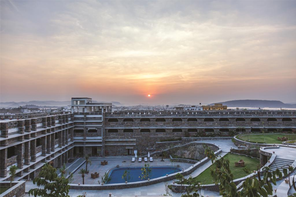 Holidays for Disabled in Rajasthan, India at Ramada Udaipur Resort & Spa