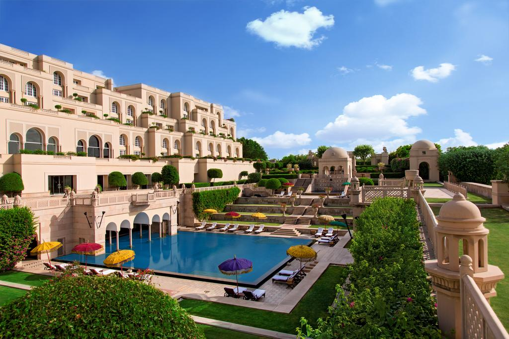 Holidays for Disabled in Uttar Pradesh, India at The Oberoi Amarvilas