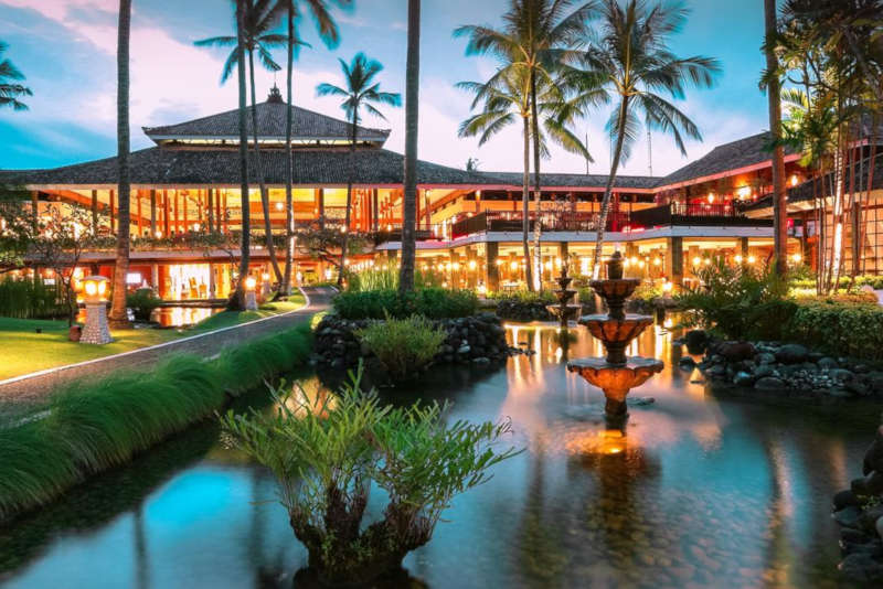 Disabled Holidays - Melia Bali - Bali, Indonesia