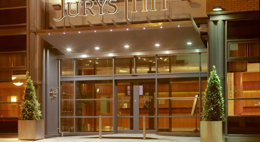 Disabled Holidays - Jurys Inn Dublin Christchurch - Dublin, Ireland