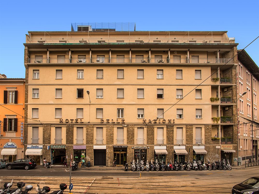 Accessible hotels in florence italy for Hotels florence