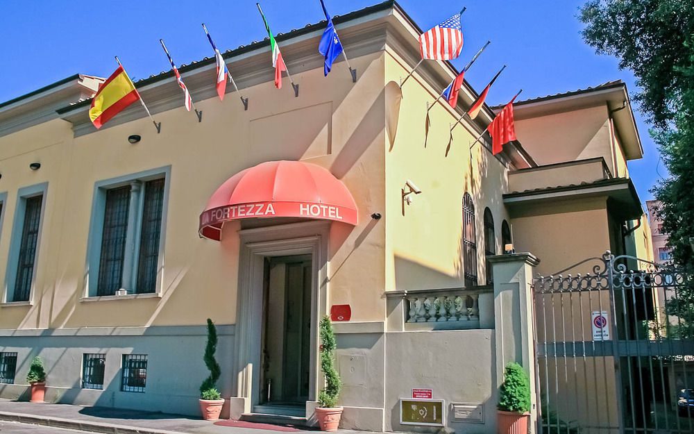 Disabled holidays in florence italy wheelchair for Hotel design florence italie