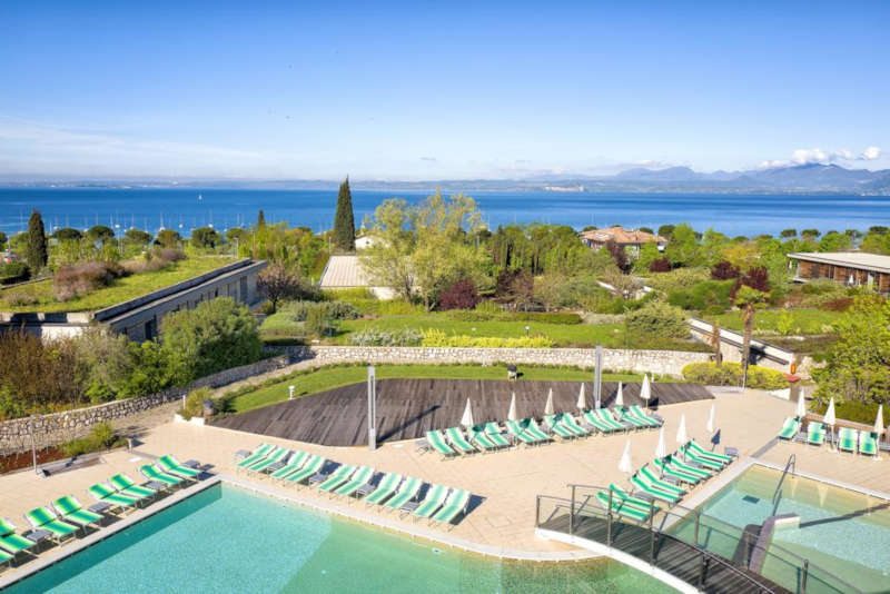 Disabled Holidays - Parc Hotel Germano - Lake Garda, Italy