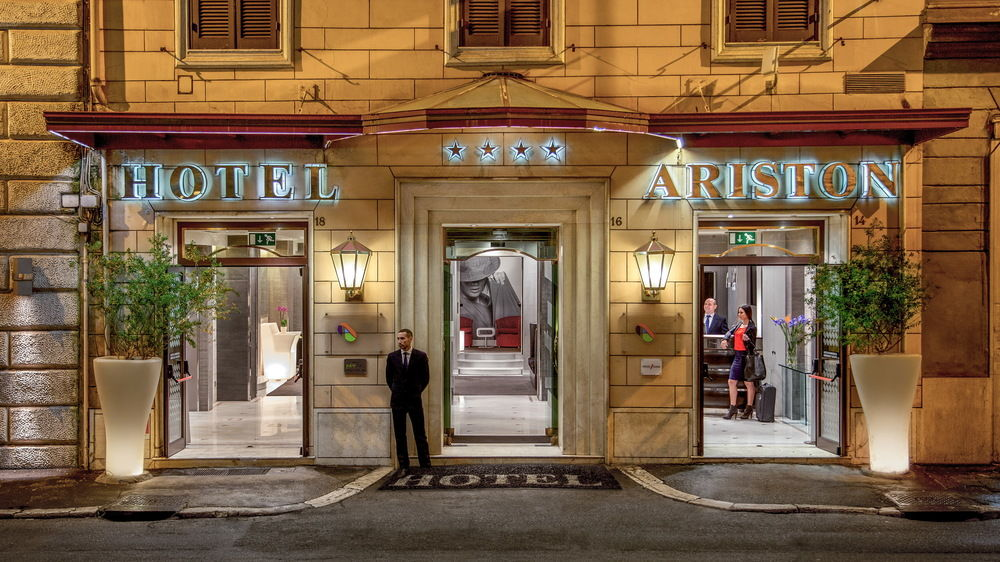 Disabled Holidays - Ariston Hotel - Rome