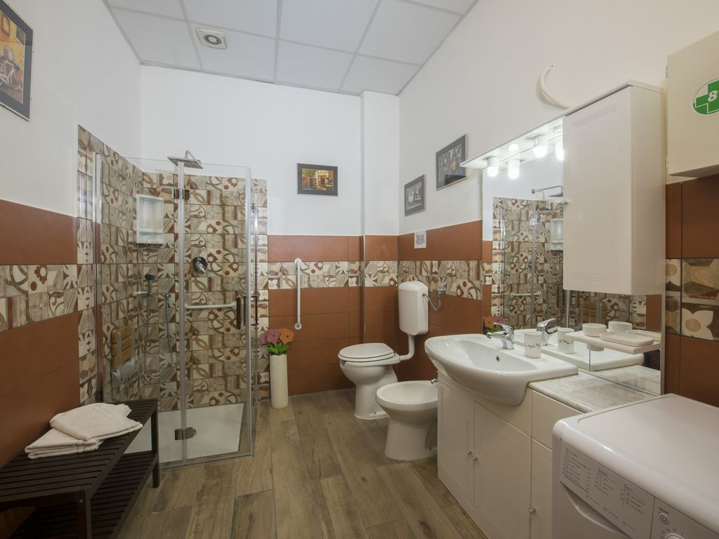 Disabled Holiday in Rome - Disabled Room in Wheelchair Friendly ...