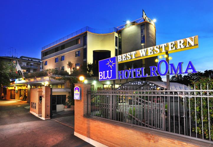 Disabled Holidays - Universo Hotel - Rome, Italy