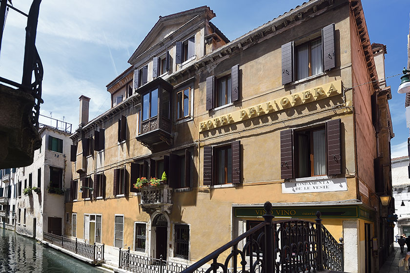 Disabled Holidays - Hotel dell'Opera Venice - Venice