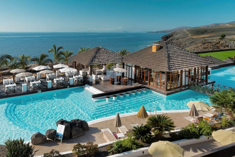 Disabled Holidays - Hesperia Lanzarote - Lanzarote