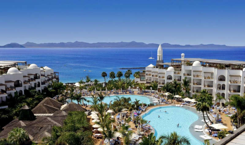 Disabled Holidays - Princesa Yaiza Suite Hotel Resort - Lanzarote