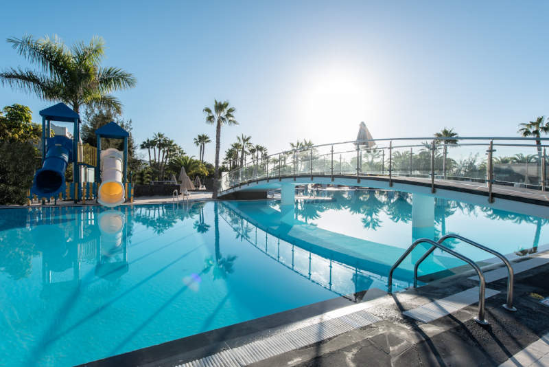 Disabled Holidays - THB Tropical Island - Lanzarote