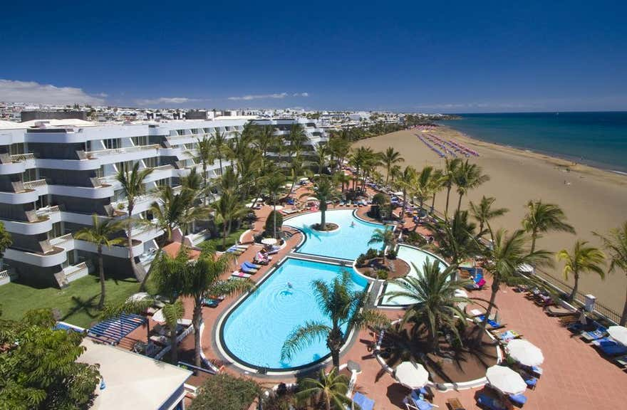Disabled Holidays - Suite Hotel Fariones
