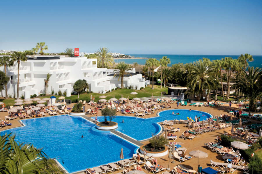 Disabled Holidays - ClubHotel Riu Paraiso, Lanzarote