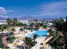 Disabled Holidays - H10 Lanazarote Princess Hotel, Playa Blanca, Lanzarote