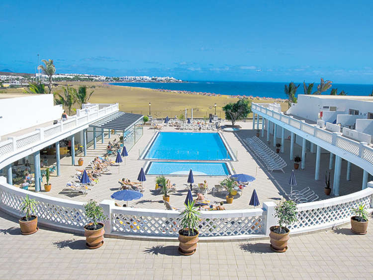 Disabled Holidays - Las Costas Hotel, Playa de los Pocillos -  Lanzarote