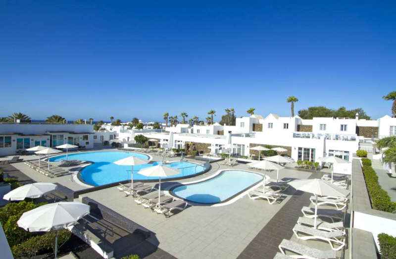 Disabled Holidays - Nautilus Lanzarote