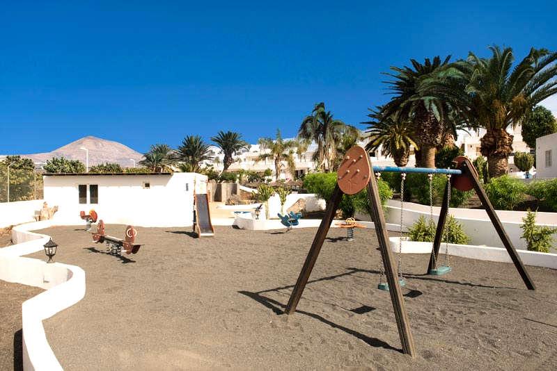 Floresta Hotel, Playa de los Pocillos