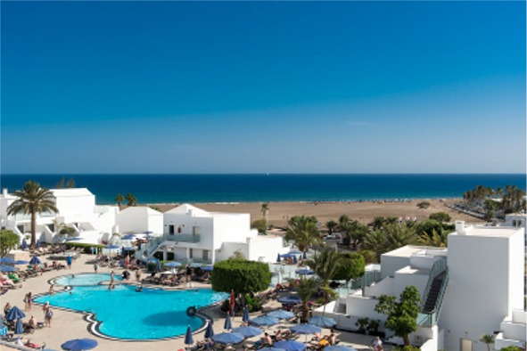 Disabled Holidays - Lanzarote Village, Lanzarote