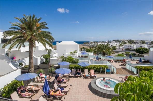 Lanzarote Village, Playa de los Pocillos, Puerto del Carmen