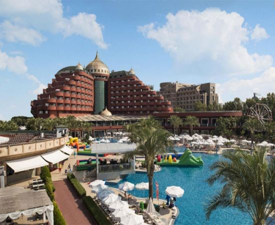 Disabled Holidays -  Delphin Palace, Lara Beach, Antalya, Turkey