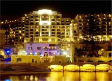 Disabled Holidays - Le Meridien St Julians  Malta