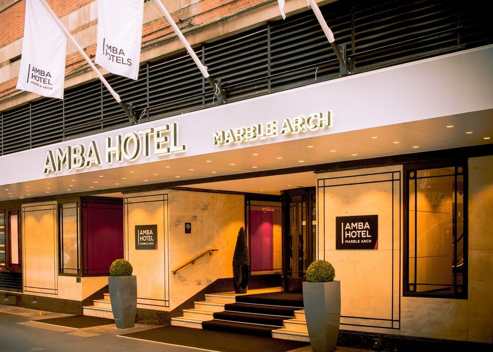 Disabled Holidays - Amba Hotel Marble Arch, London, UK