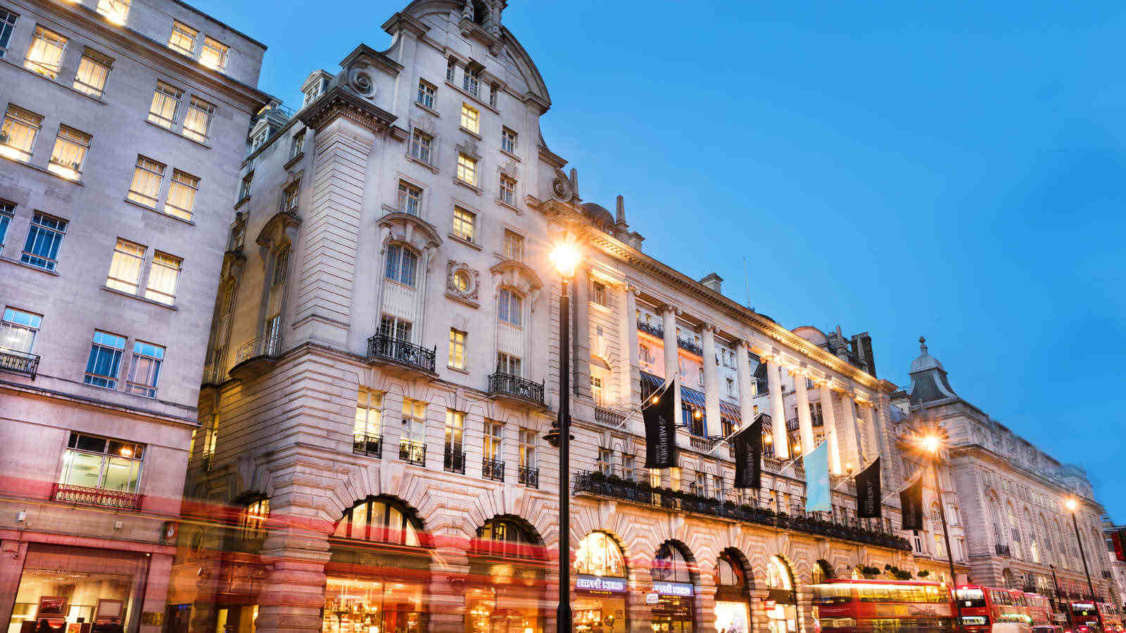 Disabled Holidays - Le Meridien - London