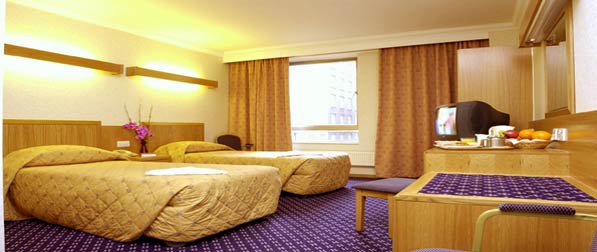 Royal National Hotel Rus Square London Bedroom