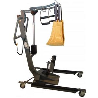 Mobility Equipment Hire Direct - Electric Standing Hoist Hire In The UK
