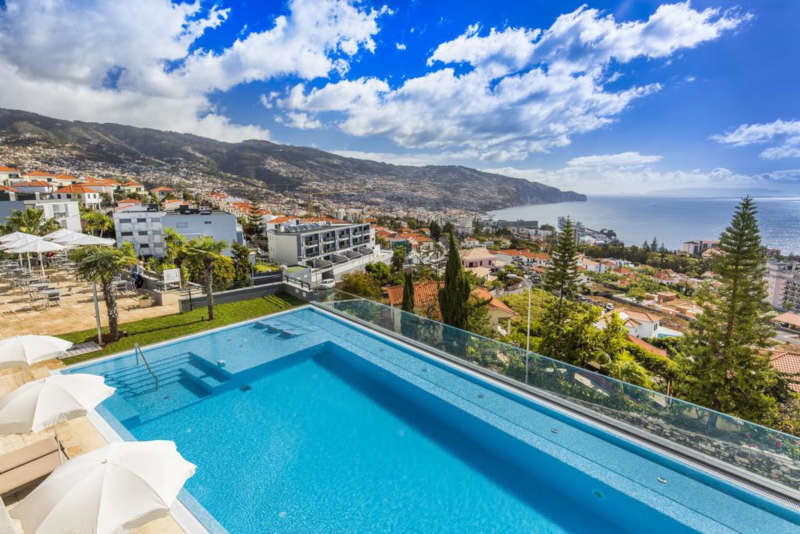 Disabled Holidays - Madeira Panoramico Hotel - Funchal, Madeira