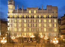 Disabled Holidays - Husa Paseo Del Arte Hotel, Madrid, Spain