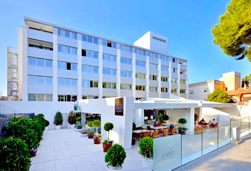 Disabled Holidays - INNSIDE Palma Bosque