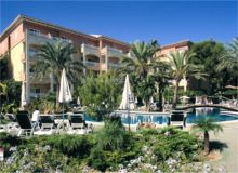 Disabled Holidays - Green Garden Aparthotel, Majorca