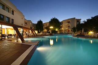 Disabled Holidays - Aparthotels Flora, Majorca