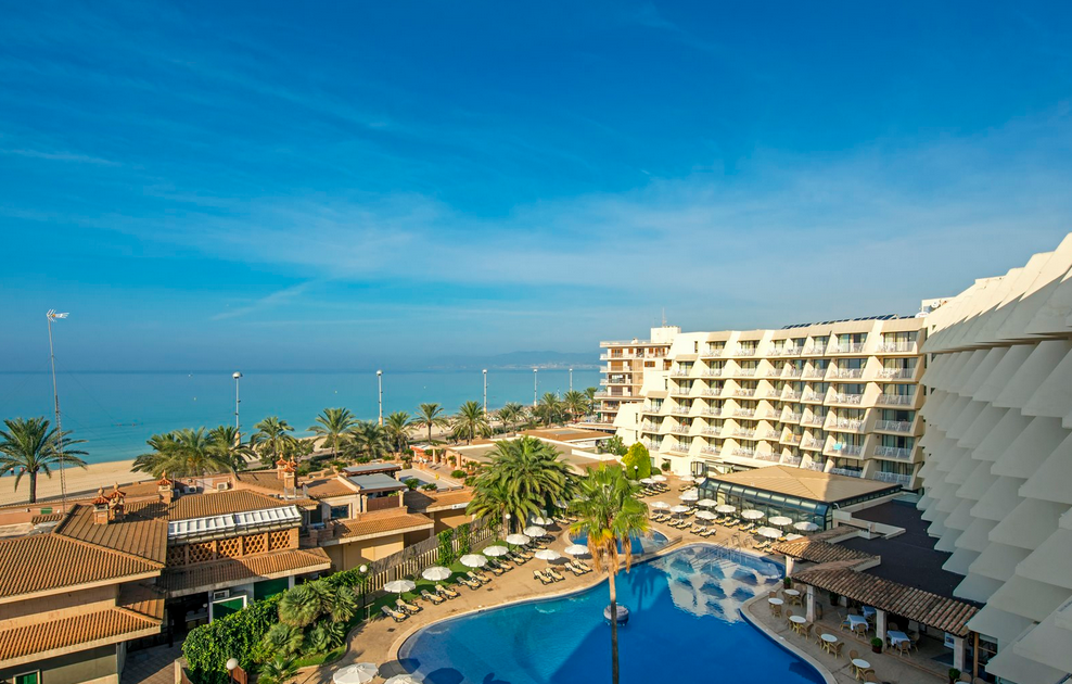 Disabled Holidays - Majorca Iberostar Royal Playa De Palma, Majorca
