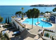 Disabled Holidays - Aparthotel Ponent Mar, Majorca