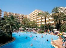 Disabled Holidays - Protur Palmeras Playa, Sa Coma,  Majorca