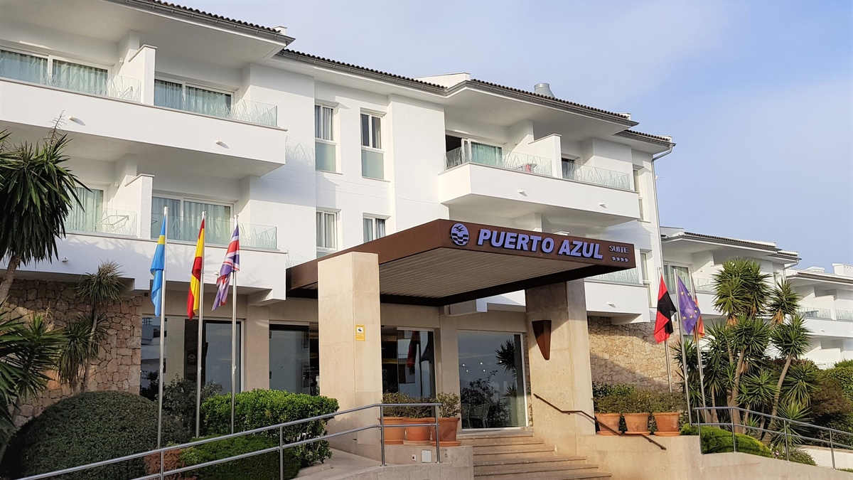 Disabled Holidays - Puerto Azul Hotel & Spa - Puerto Pollensa