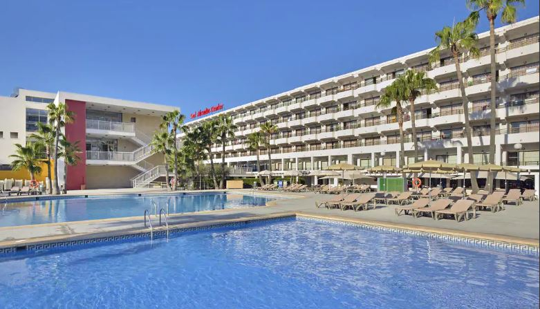 Disabled Holidays - Sol Alcudia Center - Majorca