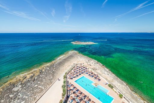 Disabled Holidays - THB Sur Mallorca, Ca'n Pastilla,  Majorca