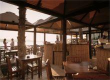 Dolmen Resort , Qawra, Malta - BeachRestaurant