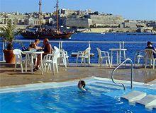Hotel Fortina, Malta - Pool