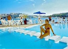 Fortina Spa Resort, Malta - Pool