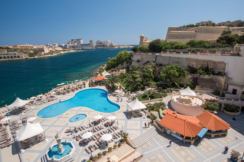Disabled Holidays - Grand Excelsior Hotel , Valletta -  Malta