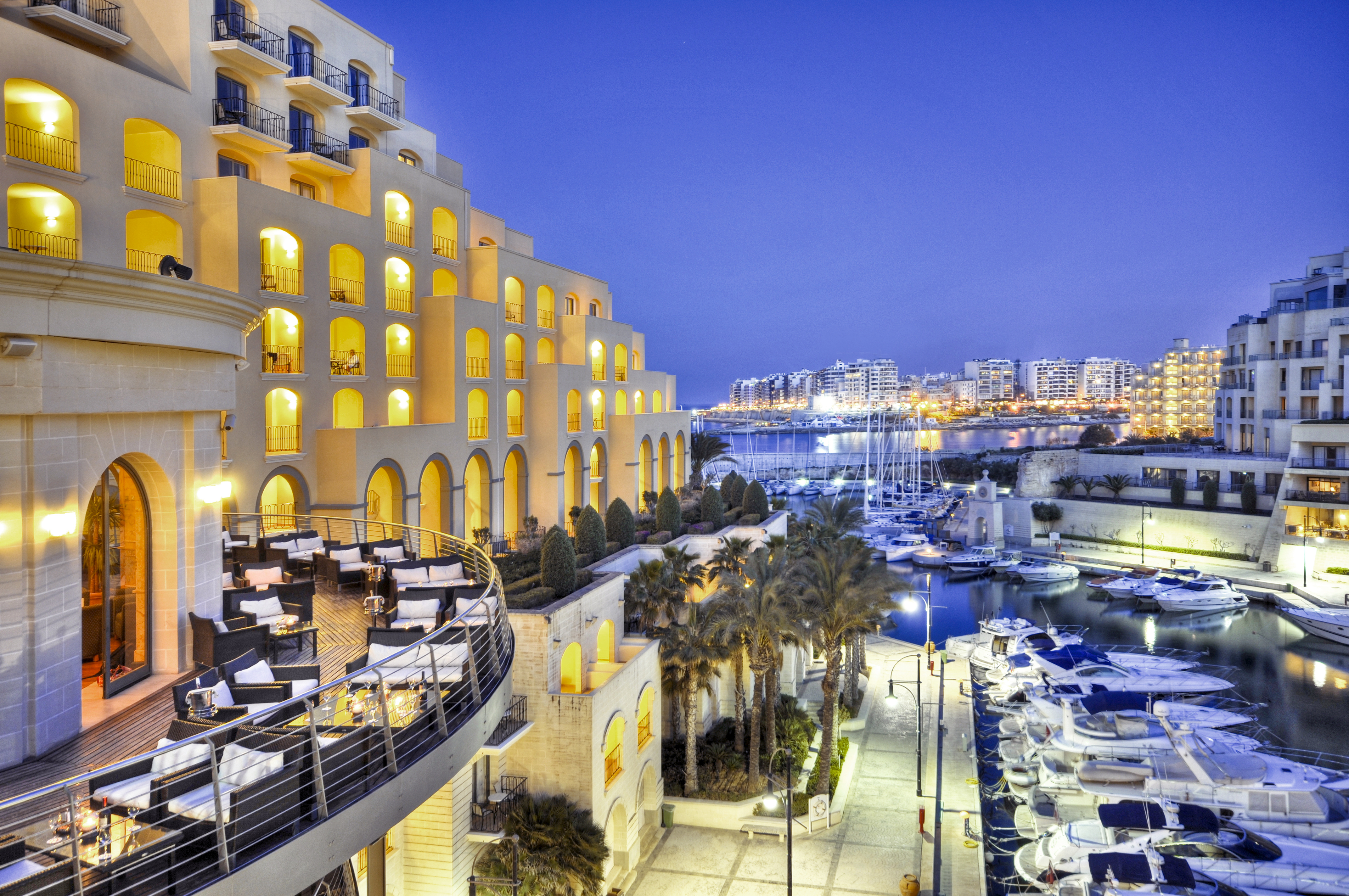 Disabled Holidays - Malta Hilton, Malta