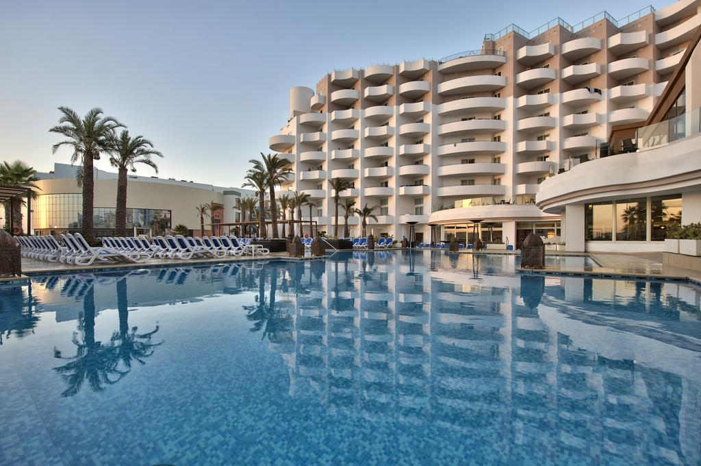 Disabled Holidays - San Antonio Hotel & Spa, St Pauls Bay, Malta
